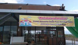 Pemasangan Jaringan Wireless RM DUta Ngawi di Res Area